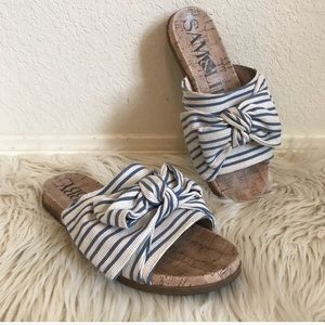 Target Bow Sandals